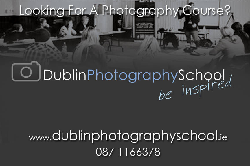 photography course dublin